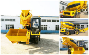 self loading mixer