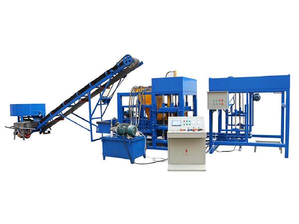 qt10-15 hollow block making machine for sale