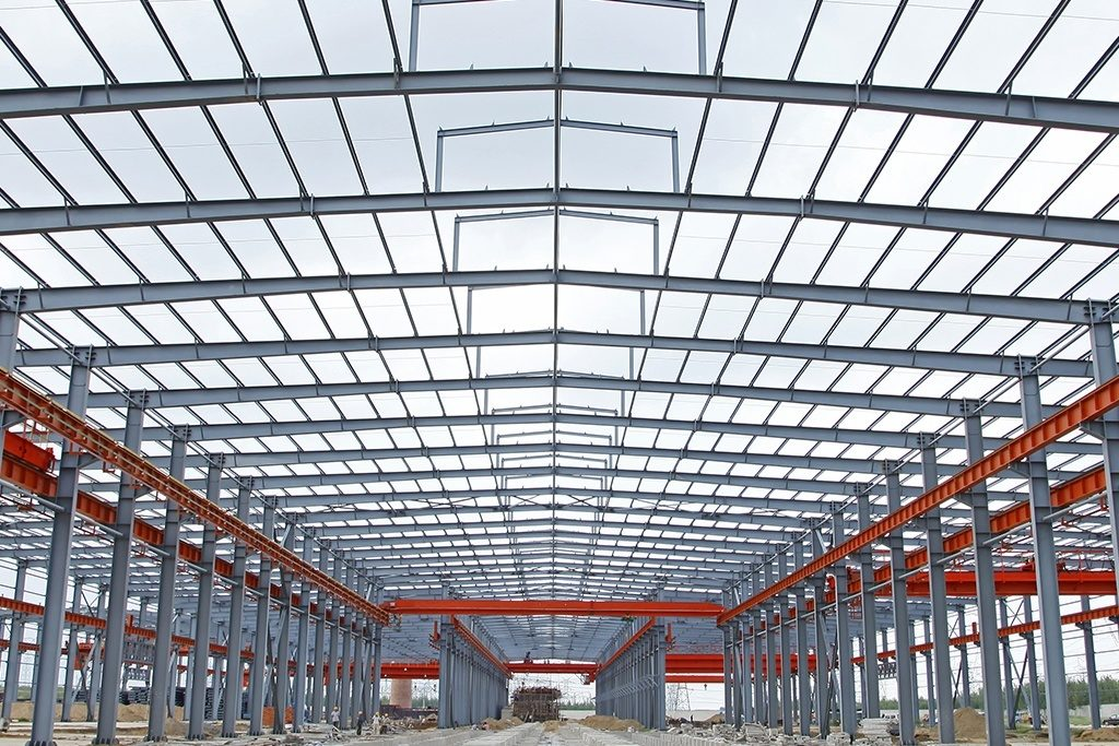 Hanger steek structure for sale